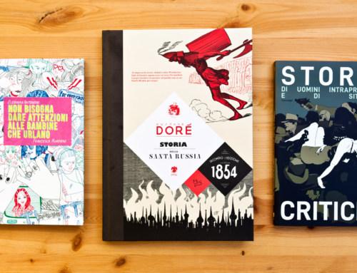 I fumetti Eris in nomination ai premi di Comicon 2019