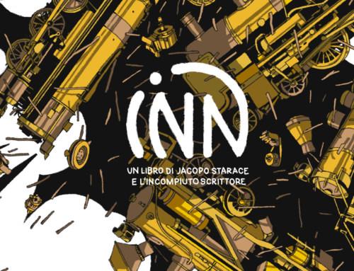 Progetto Stigma, parte il preorder di INN di Jacopo Starace