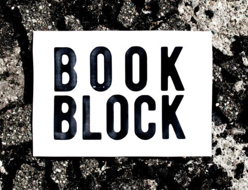 Nel 2020 arriva la collana BookBlock – libri come strumenti di autodifesa culturale