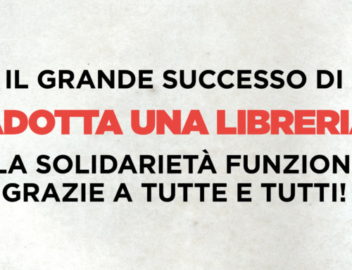 [Covid-19] Il grande successo di Adotta una libreria: la solidarietà funziona!