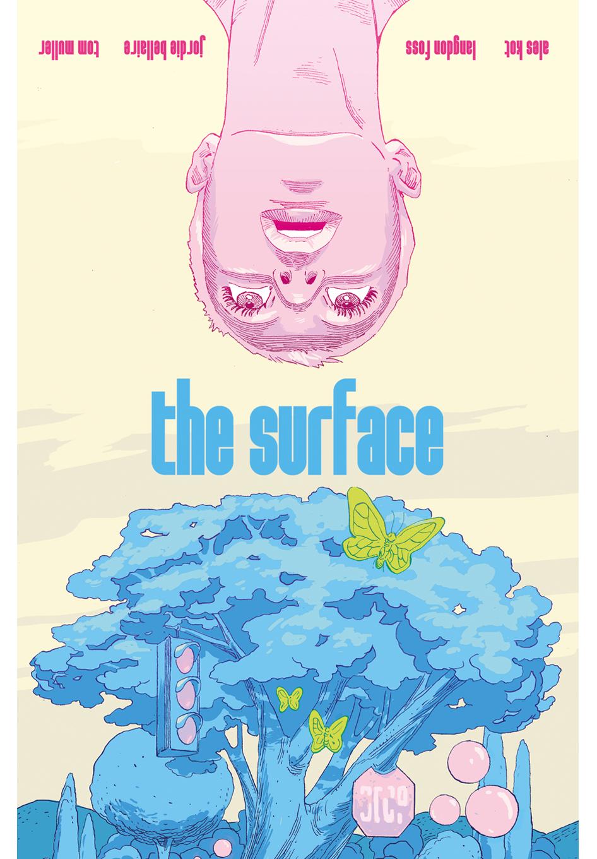 The Surface - Ales Kot - Langdon Foss - Eris Edizioni